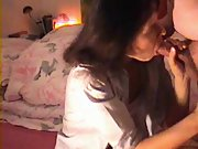 German girl Bettina do a blowjob giving maximum oral pleasure