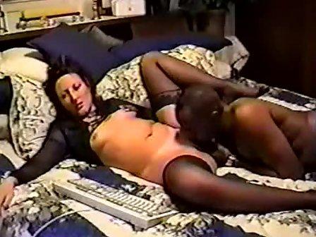 Black sucking lover