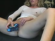 Watch me cum!