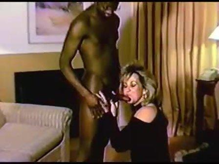 Throat gag interracial
