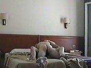 My italian wife Victory fuck a hotel room