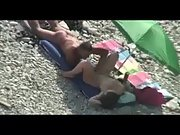 Horny mature couple got filmed by a hidden camera having oral sex