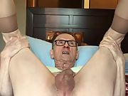 Exposed Faggot Pervert Slut Exposes Face And Asshole To All