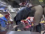 скрытая камера в магазине sex in shop