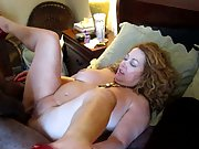 ANASTASIA white wife loves BBC fucking her deep probing cervix