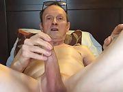 Exposed Faggot Pervert Slut Masturbates And Cums